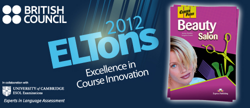 Eltons 2012 - Beauty Salon